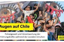 Augen auf Chile